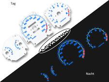 LETRONIX Plasma Tacho Tachoscheiben EL-Dash Honda Civic 96-00  0-220Km/h