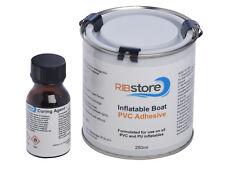 RIBSTORE Inflatable Boat Dinghy 2-part PVC Marine Adhesive Glue Zodiac Waveline