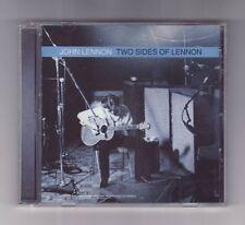 (CD) JOHN LENNON - Two Sidse Of Lennon / One Hour Radio Show / Yoko Ono / PROMO
