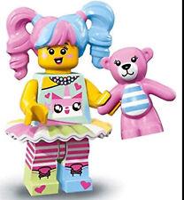 71023 LEGO Movie 2 CANDY RAPPER FLASHBACK LUCY KITTY POP N-POP GIRL 71019 SEALED