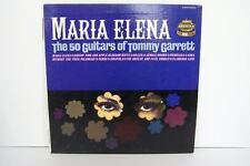 50 Guitars Of Tommy Garrett - Maria Elena Vinyl LP Record Album LMM 13030