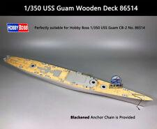 Hobby Boss 1/350 USS Guam Wooden Deck 86514