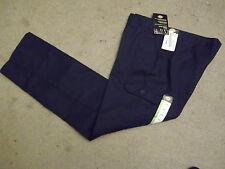 Dickies Girls size 20 regular cargo flat front pants khaki NEW