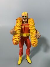 WWE Mattel Elite Hulk Hogan Hall of Fame Wrestling Action Figure WWF Extras!!