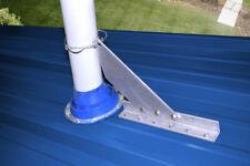 Snow Guards Ventsaver Ez Stove Chimney Pipe Protect Metal Roof Snowbreaker