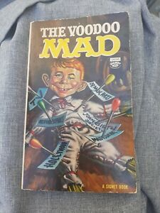 The Voodoo Mad Softcover Book
