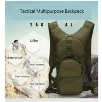 Outdoor Military Tactical Camping Hiking Trekking Shoulder Backpack Travel Bag