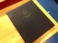 Dansco 5 Star US Stamp Album 1949 Edition Complete with Blocks Pages Too! |