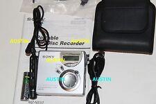 Sony Mz N510 Net Md Md Minidisc