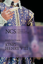King Henry VIII (The New Cambridge Shakespeare)-ExLibrary