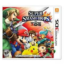 Super Smash Bros. - Nintendo 3DS CTRPAXCE