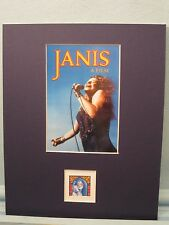 Rock and Roll Legend - Janis Joplin honored by her own stamp