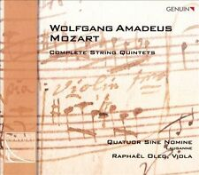 Mozart: Complete String Quintets, New Music