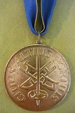 DDR Medaille - Deutsche Kinder- und Jugendspartakiade - goldfarben - im Etui