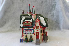 Dept 56 Santa'S Light Shop North Pole Series - #56397 (416&917)