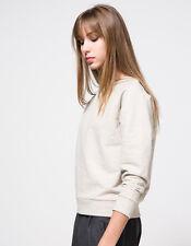 APC Heather Ecru Natural Beige Training Sweatshirt S Need Supply