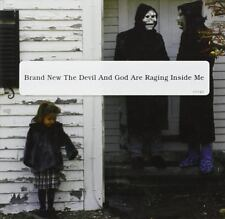 NEW THE DEVIL AND GOD ARE RAGING INSIDE ME CD NEW