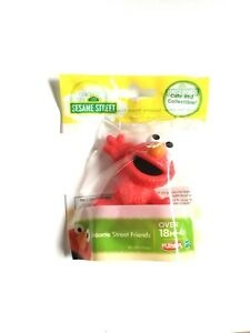 Playskool Sesame Street Friends Elmo Plastic Toy Cake Topper 3""