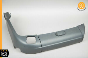 00-06 Mercedes W215 CL500 CL600 Under Seat Compartment Trim Front Right Side OEM