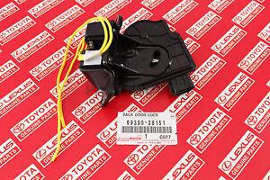 Toyota Rav4 Scion OEM Genuine Tailgate Trunk Back Door Lock Actuator 69350-28151