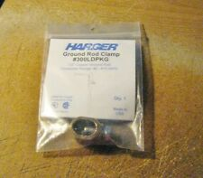 Harger Ground Rod Clamp #300LDPKG Made in USA New