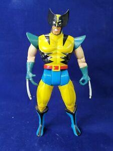 Marvel X-Men 90s Wolverine Action figure Toybiz Retractable Claws