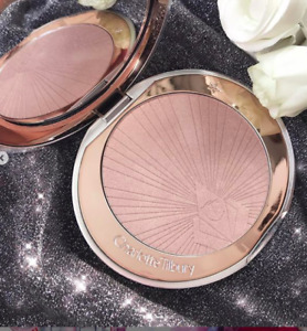 100% Authentic Charlotte Tilbury New Hollywood Superstar Glow Highlighter in Box