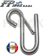 Crochet 88mm inox à Ressort ( Mousqueton ) Ref 0984900