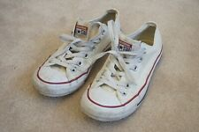 Converse All-Star Chuck Taylor Trainers Shoes White UK 6 Women Lot 2