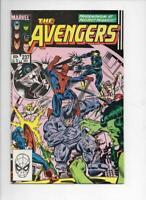 AVENGERS #237, VF+, Spider-man, Captain Marvel, 1963 1983, more Marvel in store