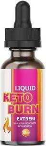 NEU: Saint Nutrition® Keto Burn Liquid – EXTREM schnell – für Männer und Frauen