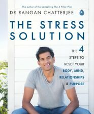 The Stress Solution by Dr Rangan Chatterjee NEW