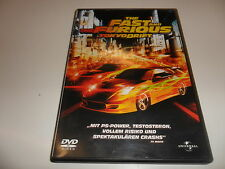 DVD  The Fast and the Furious: Tokyo Drift