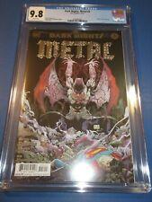 Dark NIghts Metal #3 Great Foil Cover Justice League CGC 9.8 NM/M Gem Wow Batman