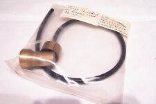 NOOP LARGE SHIELDED HI-TENSION LEAD FOR 3/8-24 SPARK IGNITION ENGS FREE SHIP USA
