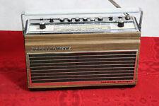 Kofferradio Vintage Schaub Lorenz Touring Europa 1968