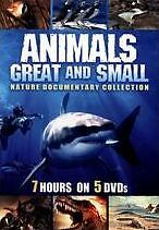 ANIMALS GREAT & SMALL - DVD - Sealed Region 1