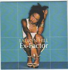 (EM971) Lauryn Hill, Ex-Factor - 1998 DJ CD