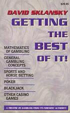 Getting the Best of It by David Sklansky