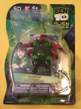 BEN 10 GORVAN Alien Force Collection Action Figure Tennyson 2009 Bandai NEW