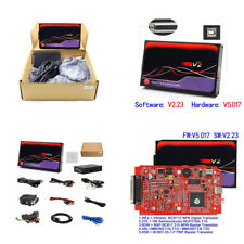 ECU Programmer V5.017 Software OBD2 Manager Tuning Data Delete Recovery Function