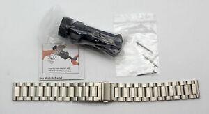 SUNDAREE Metall Uhren Armband 20mm & Werkzeug kompatibel zu Galaxy Watch Active2