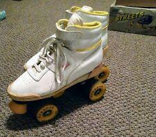 Vintage Streets Roller Derby roller skates, white, women's size 9