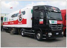 Photo Mercedes Team Truck Metis Gilera MotoGP Team Dutch TT Assen 2009