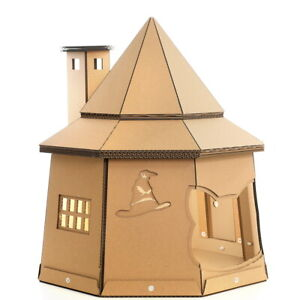 The Good Giant Cardboard Cat House