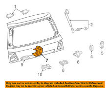 TOYOTA OEM Liftgate-Lock Actuator Motor 6935060141