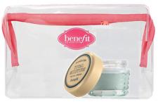 Benefit Total Moisture FACIAL Cream Face Moisturiser 8.9ml Mini + FREE Case NIB