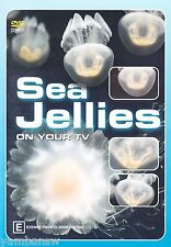 SEA JELLIES ON YOUR TV * NEW & SEALED DVD