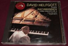Rachmaninov: Piano Concerto No. 3; Four Preludes; Sonata No. 2 - CD, Feb-1997