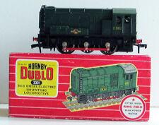 Hornby Dublo Ho Diesel 060 Ref:2231 Livraison dans le Monde entier